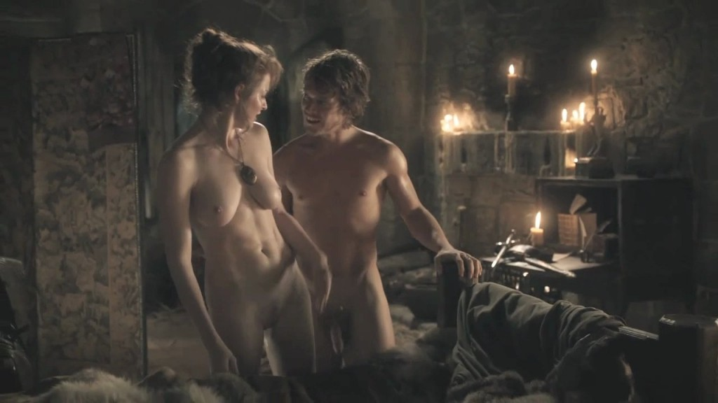 Alfie Allen Naked In Game of Thrones