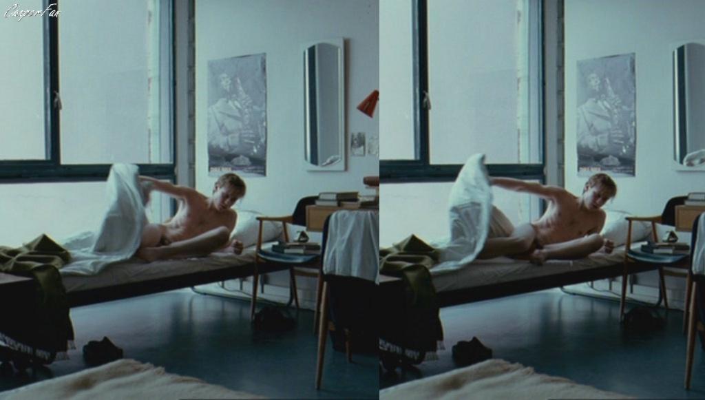 David Kross Nude Scene
