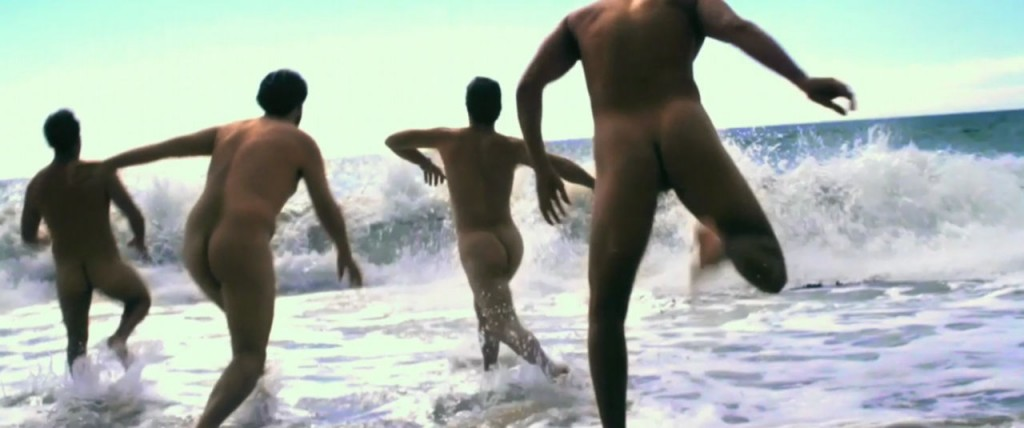 Nude Actors in I Melt With You