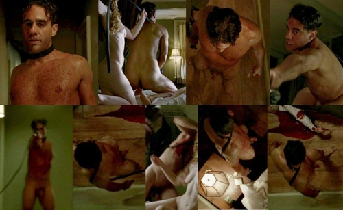 Bobby Cannavale Naked Collage