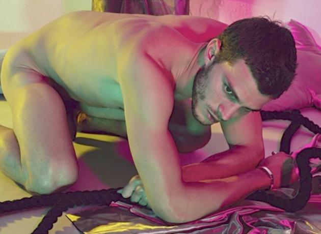 Jamie Dornan's nakedness